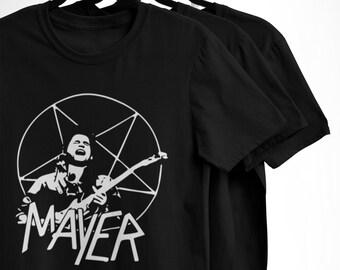 bc7fb2a15 Mayer Slayer Shirt. John Mayer Slayer Shirt. Dead and Company Mayer Slayer T -Shirt. John Mayer Shirt.