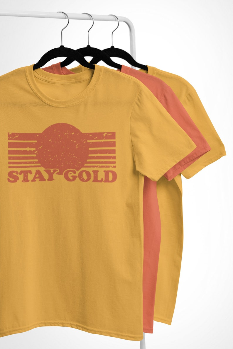Sweatshirts Clothing Shoes Jewelry Stay Gold Ponyboy The Outsiders Retro Vintage Unisex Sweatshirt Shop stay gold merch created by independent artists from around the globe. maling se
