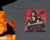 Halloween T-Shirt Men, Cute Halloween Shirt, Funny Halloween Shirt, Mom Halloween Shirt, Halloween Witch Shirt, Spooky Halloween Shirt