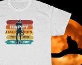 Halloween T-Shirt Men, Cute Halloween Shirt, Funny Halloween Shirt, Mom Halloween Shirt, Its Never Too Early For Halloween, Halloween Gifts