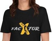 Volleyball T-Shirt, X-Factor Volleyball T-Shirt, Sports Shirts, Volleyball Tshirt, Volleyball Tees, Sports Tshirt, Sports Tees