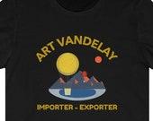 Art Vandelay T-Shirt, Funny Seinfeld T-Shirt, George Costanza Art Vandelay, Seinfeld TV Show Fan, Funny Seinfeld Gag Gift, Popular 90's Show