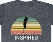 Girls Track Shirt, Girls Cross Country T-shirt, Inspired Girls Track T-Shirt, Sports Shirts, Girls Track Tshirt, Sports Tshirt, Sports Tees