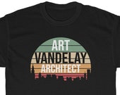 Art Vandelay T-Shirt, Funny Birthday Shirt, Funny Anniversary Gift Idea, TV Show Fan, TV Show T-Shirt, Popular 90's Show, TV Show Character