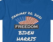 President Biden Inauguration 2021, Biden Harris, Democrat Gift, No Trump, Liberal, 2020 Presidential Election, Election 2020, Liberal Gift
