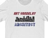 Art Vandelay T-Shirt, Funny Christmas Shirt, Funny Christmas Gift Idea, TV Show Fan, TV Show T-Shirt, Popular 90's Show, TV Show Character