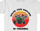 F1 Racing T-Shirt, Fast Drivers, Race Car Driver in Training Shirt, Funny Racing Gift, Funny Formula 1 Gift Idea, Funny Racing T-Shirt