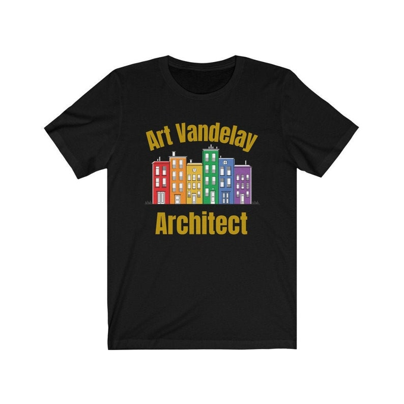 Art Vandelay T-Shirt Funny Seinfeld T-Shirt George Costanza image 0