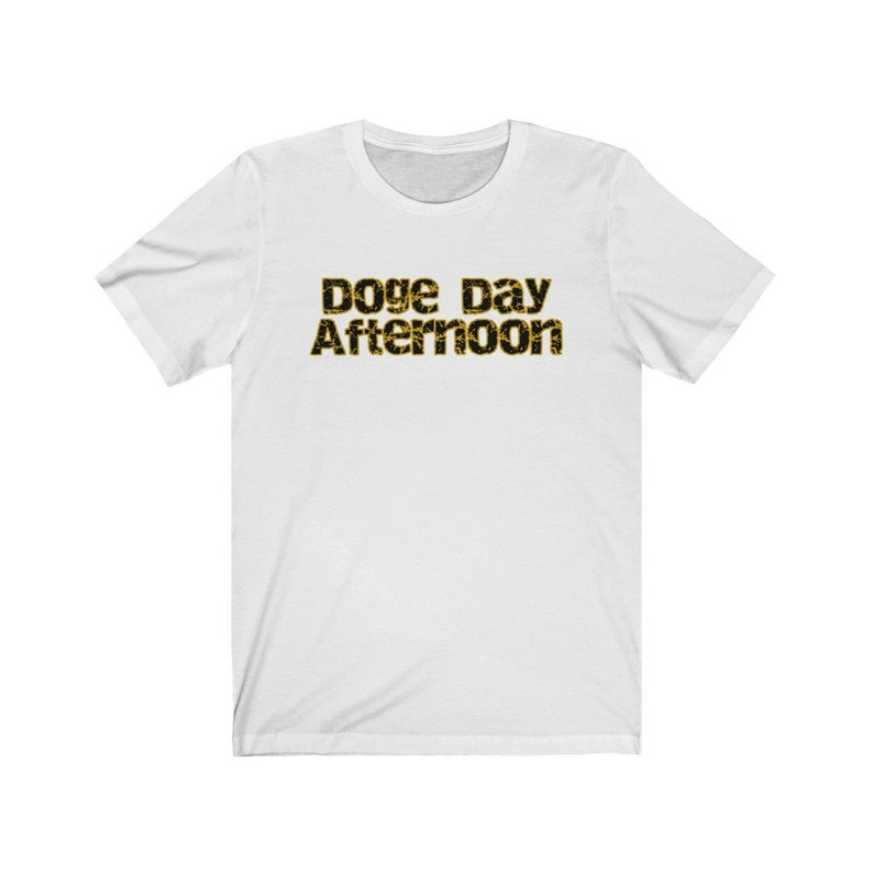 Funny Dogecoin T-Shirt Doge Day Afternoon T-Shirt image 0