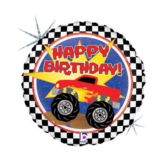 Happy Birthday Truck Pictures