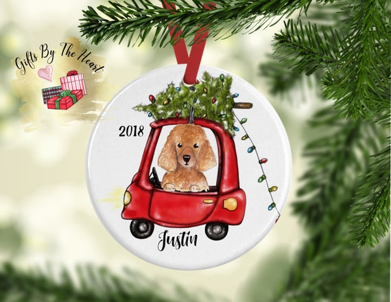 image 0 - Goldendoodle Christmas Decorations