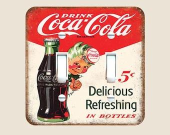 Coca Cola Bathroom Decor.Coca Cola Cover Etsy