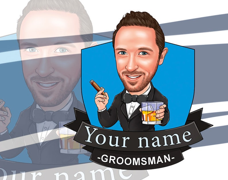 Gift for Wedding Gift For Groomsman Personalized Groomsmen Gift Ideas Groomsmen Gift