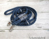 Rope Leash for the Minis