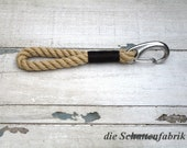 Key ring from Cordage