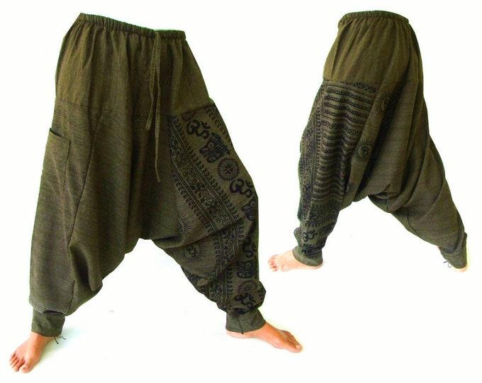 Harem Pants low cut