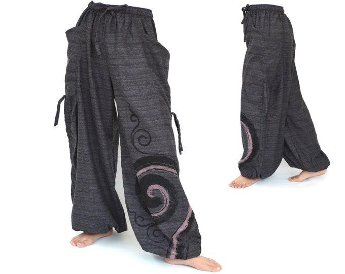 Harem Pants high cut