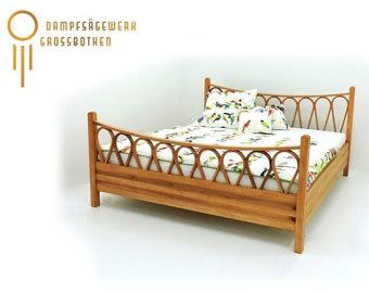 """tamper-made bentwood bed """"Amalie"""""""