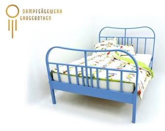"""tamper-made bentwood bed """"Isolde"""""""