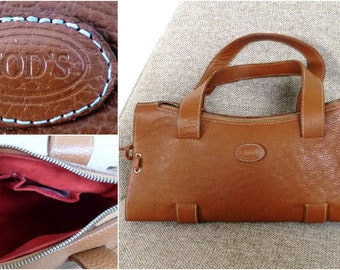 f3bc5999c5 Tod s baguette leather handbag