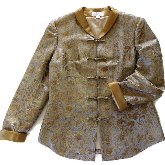 Vtg Jing Hui Yi Zu Jacket