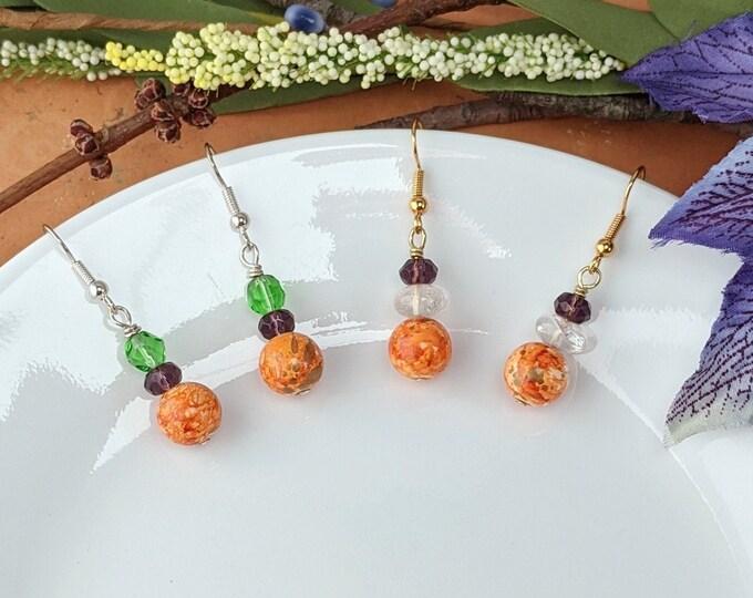Colorful Drop Earrings