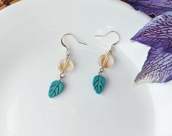 Clear Skies Earrings