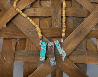 Ocean Warrior Necklace