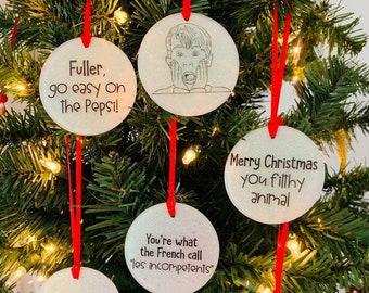 Resin Christmas Ornaments.Resin Christmas Ornaments Etsy