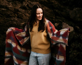 Tofino Beach Blanket - THE WANDERER