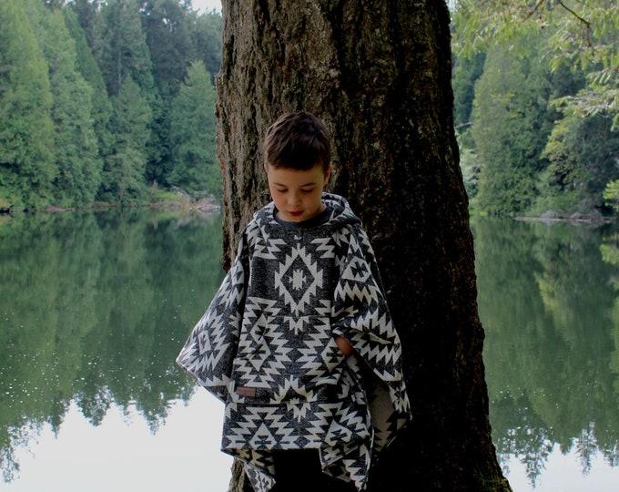 Kid's Poncho - ISLA