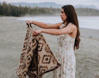 Tofino Beach Blanket - SANDY