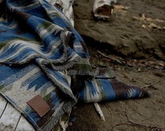 Tofino Beach Blanket - SAND AND SEA