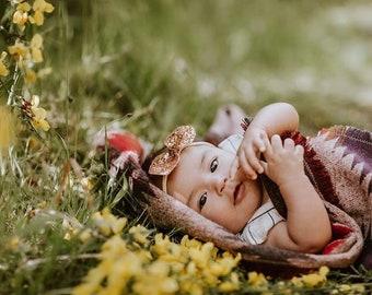 Baby Blanket - SUNSET