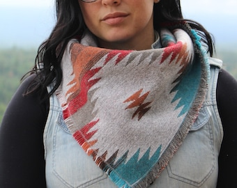 West Coast Scarf - THE TRAVELLER