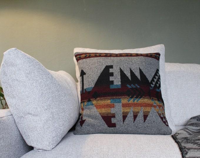 Aztec Pillow Cover - AZTEC ARROWS