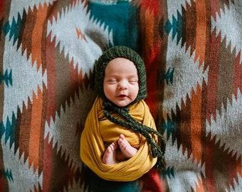 Baby Blanket - THE TRAVELLER