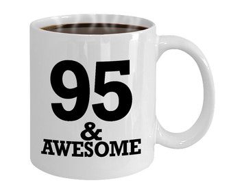 95th Birthday Gift For Him Happy 95 Year Old Present Her Best Ideas Men Dad Father Husband Mom Mother