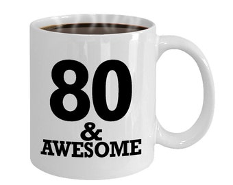 80th Birthday Gift For Him Happy 80 Year Old Present Her Best Ideas Men Dad Father Husband Mom Mother