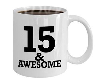 15th Birthday Gift For Him Happy 15 Year Old Present Her Best Ideas Men Son Daughter Boy Girl Boyfriend