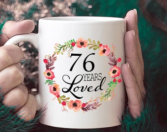 76th Birthday Gifts For Women