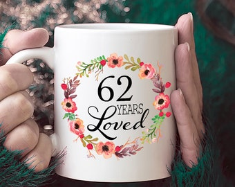 62nd Birthday Gifts For Women
