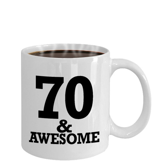 70th Birthday Gift For Him Happy 70 Year Old Present Her Best Ideas Men Dad Father Husband Mom Mother