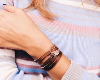 The Boho Wrap Bracelet