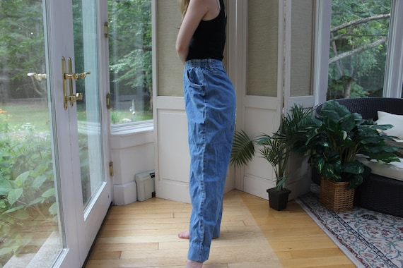 Vintage 1990's Faded Glory Mom Jeans, 90's Denim … - image 4