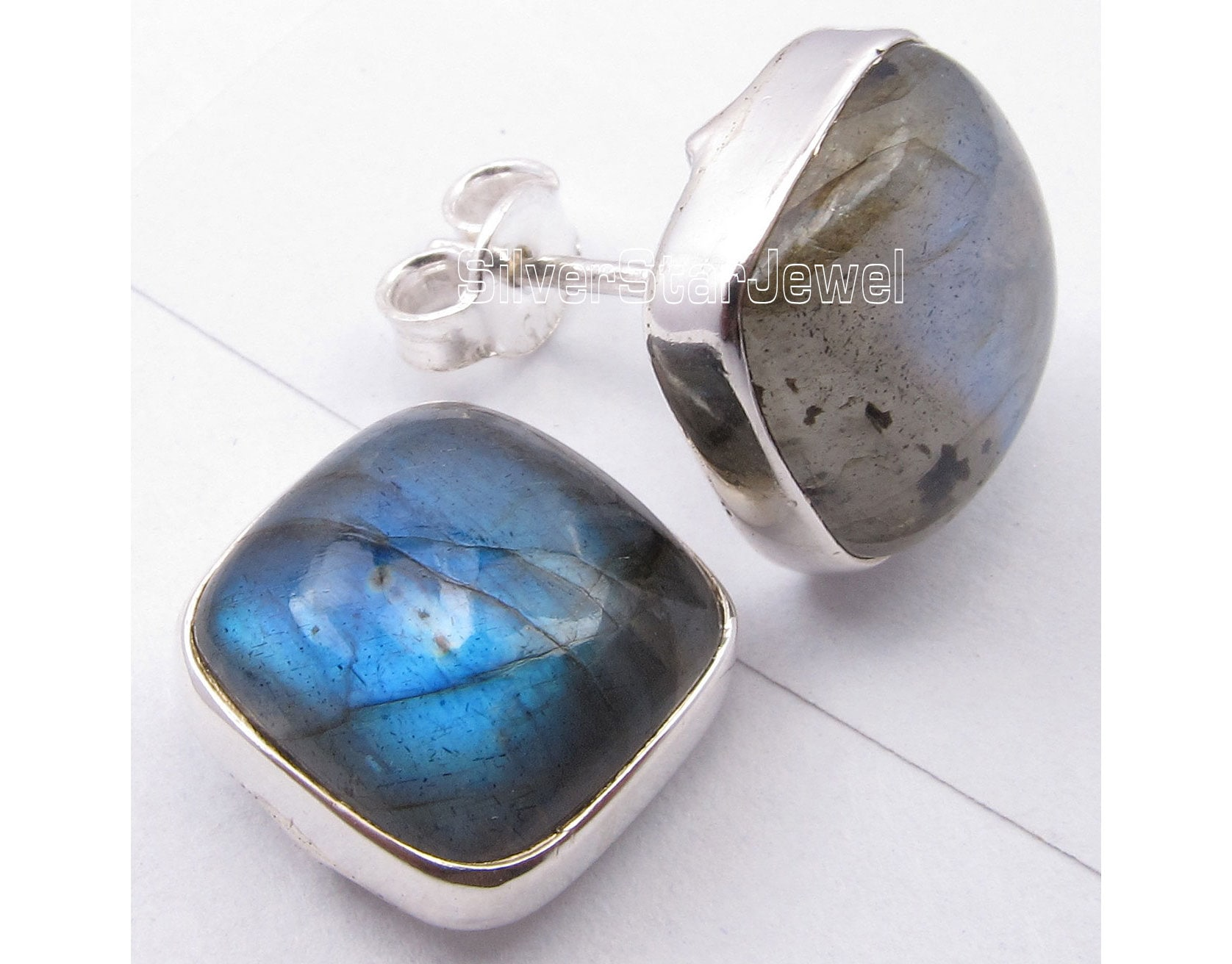 Brand New 925 Sterling Silver Beautiful Natural MULTICOLOR MULTISTONES Pendant 1.3 Gift For Friend Choose Your Color Battle of the Boyne