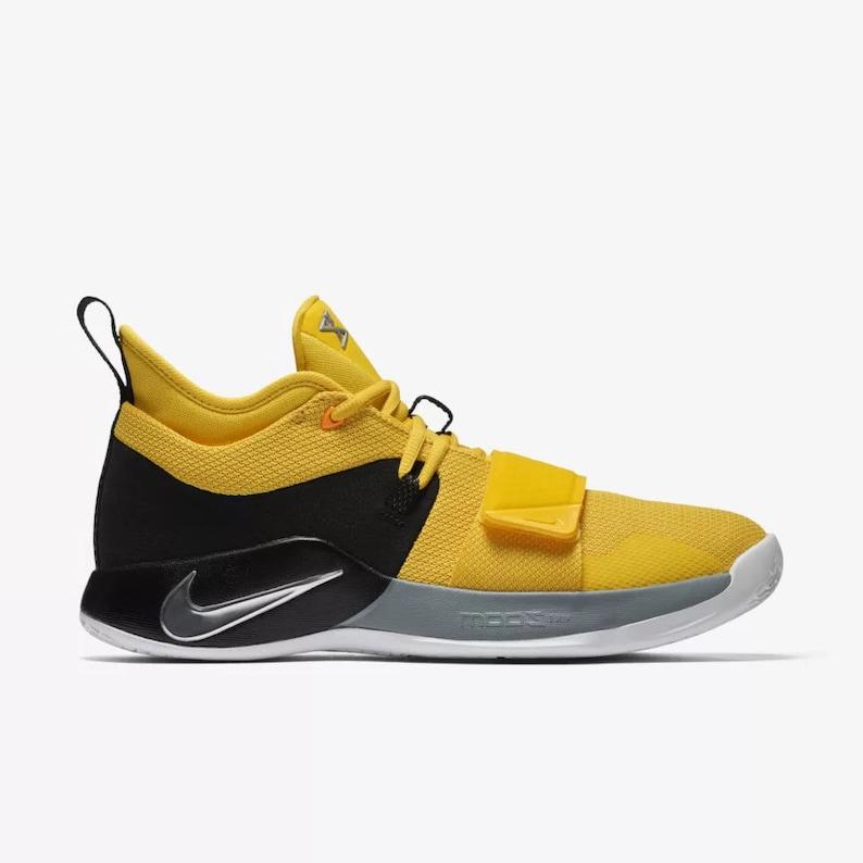 best sneakers 9d661 ca190 Custom Hand Painted Made To Order Nike PG 2.5 Paul George Basketball  Athletic Shoes (Men/Women)