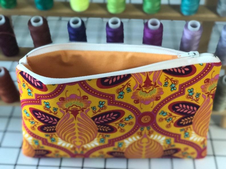 8x5 zip pouch