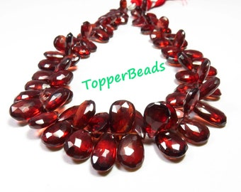 Toppest* Natural Mozambique Garnet beads 2 Strand BH#1021b Mozambique Garnet Rondelle shape faceted beads Jewelry making 14 Strand