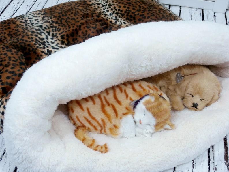 Sleeping Bear Kuschelsack in beige